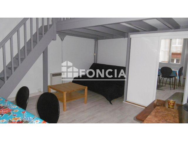 Appartement meubl 1 pi ce louer toulouse 31000 foncia - Appartement a louer meuble toulouse ...