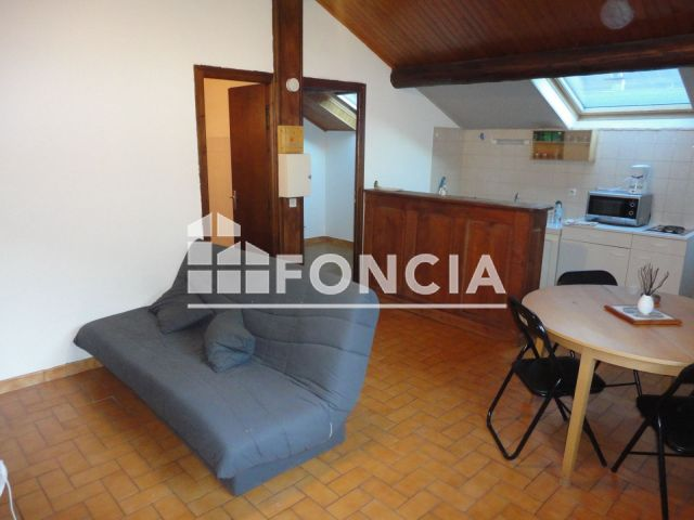appartement meubl 2 pi ces louer la chambre 73130. Black Bedroom Furniture Sets. Home Design Ideas