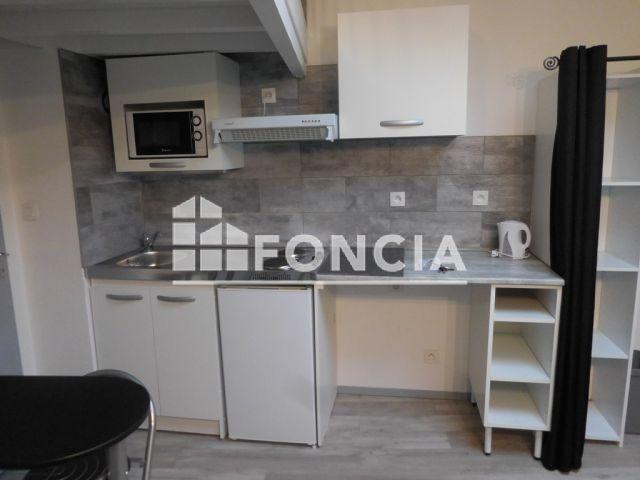 Appartement meubl 1 pi ce louer toulouse 31000 m2 foncia - Appartement a louer meuble toulouse ...