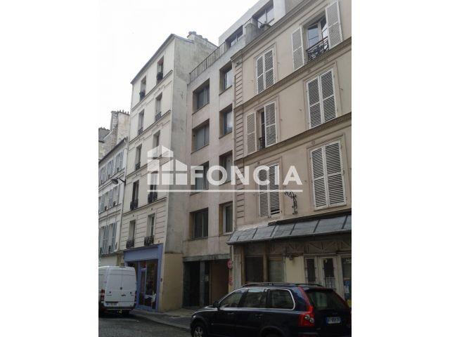 Appartement meubl 1 pi ce louer paris 75009 foncia for Appartement meuble nancy