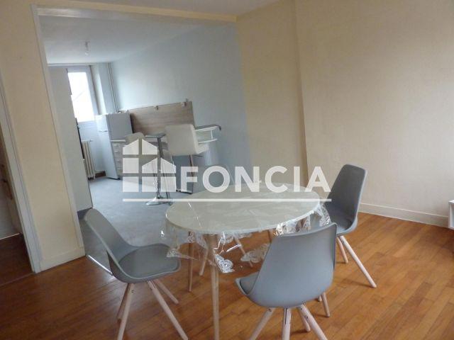 Appartement meubl 2 pi ces louer laval 53000 foncia - Condition pour louer un appartement meuble ...