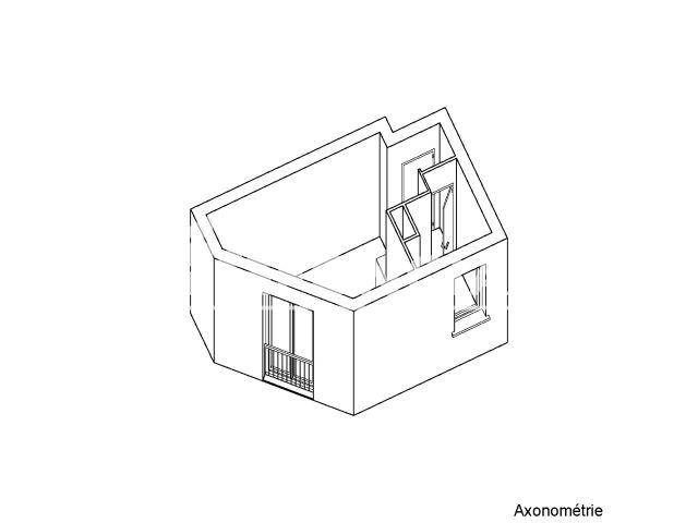 appartement meubl 1 pi ce louer aix en provence 13100 foncia. Black Bedroom Furniture Sets. Home Design Ideas