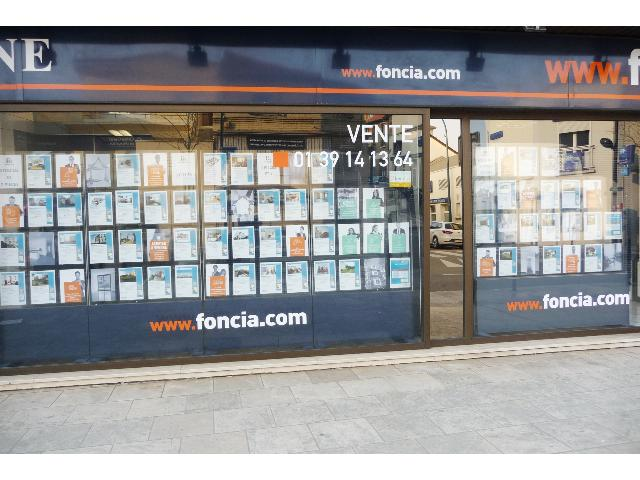 Agence immobili�re FONCIA Transaction Sartrouville - FONCIA Transaction Yvelines