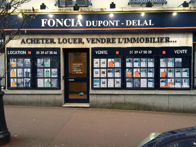 Agence immobili�re FONCIA Transaction Argenteuil  - FONCIA Transaction  Val-d'Oise
