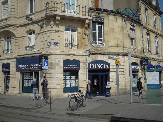 Agence immobili re bordeaux foncia transaction location for Agence location bordeaux