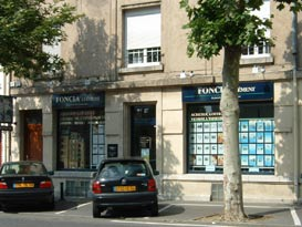 Agences immobili res nancy foncia for Agence immobiliere nancy