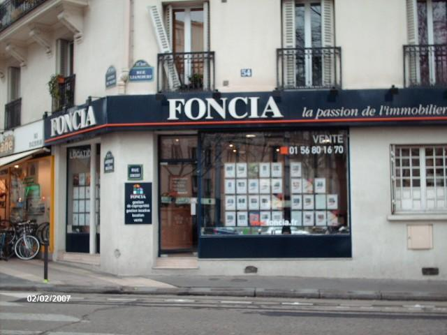Agence immobili re paris foncia transaction paris for Agence immobiliere paris