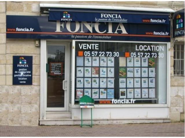 Agence immobili�re FONCIA Transaction  - FONCIA Transaction Gironde
