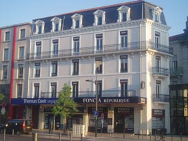 Agence immobili�re FONCIA R�publique - FONCIA Transaction  Dr�me