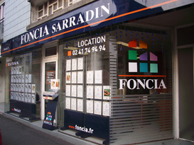 Agence immobili�re FONCIA Sarradin - FONCIA Transaction  Maine-et-Loire