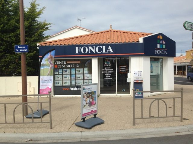Agences immobili res bretignolles sur mer foncia for Agence immobiliere saint girons 09200