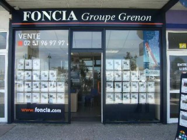Agences immobili res foncia for Agence immobiliere 85100