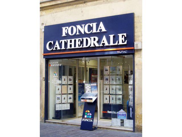Agence immobili�re FONCIA Cath�drale - FONCIA Transaction  Moselle