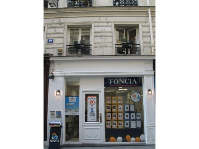 Agences immobili res paris 2 me arrondissement foncia for Agence immobiliere 6eme arrondissement paris
