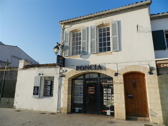 Agence immobili�re FONCIA �Le de R� - FONCIA Transaction Charente-Maritime