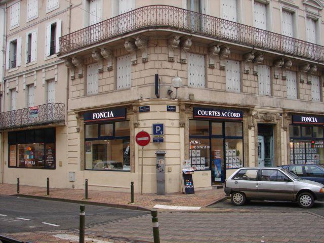 Agence immobili�re FONCIA Court�s Accord - FONCIA Transaction  Landes