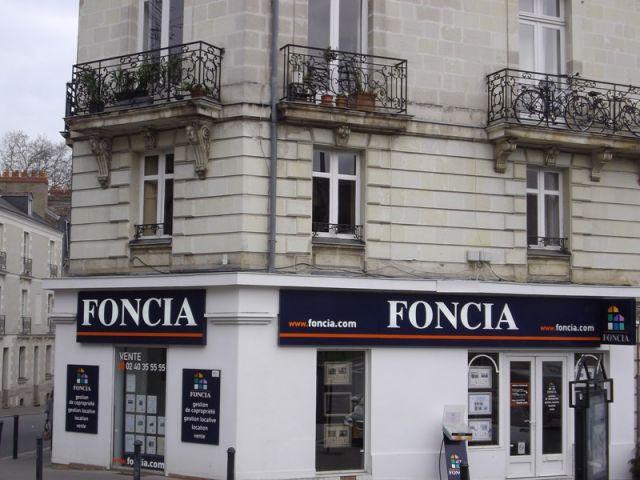 Agence immobili re nantes foncia transaction for Agence foncia