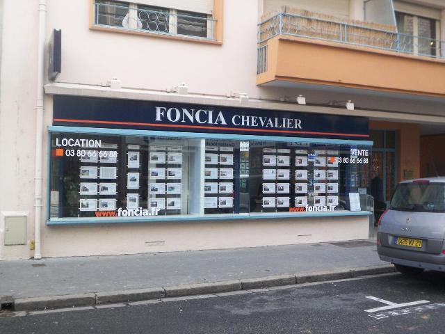 Agences immobili res dijon foncia for Agence foncia