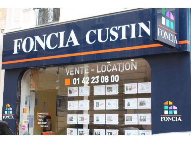 Agences immobili res paris 18 me arrondissement foncia for Agence immobiliere 6eme arrondissement paris
