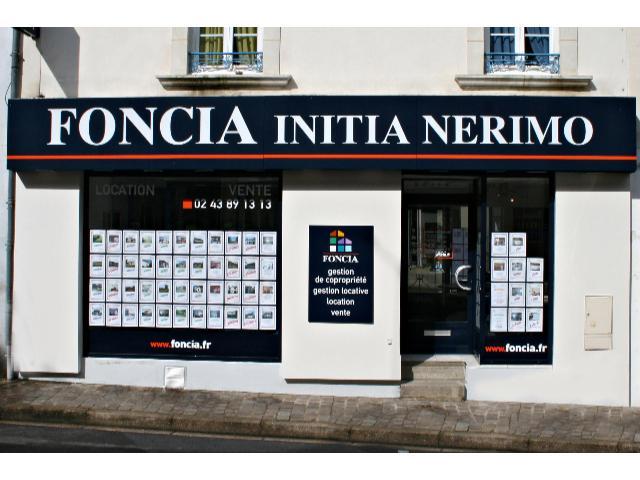 Agence immobili�re FONCIA Initia Nerimo - FONCIA Transaction  Sarthe