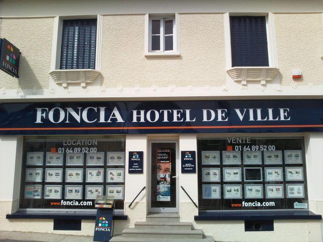 Agence immobili re saint fargeau ponthierry foncia hotel de ville - Piscine saint fargeau ponthierry ...
