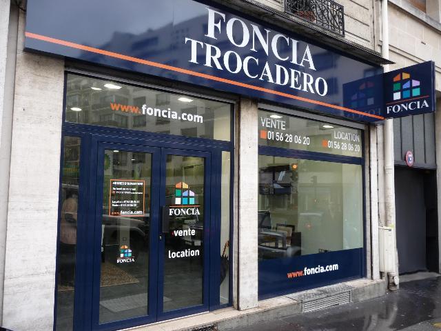 Agence immobili re paris foncia trocadero for Agence immobiliere paris