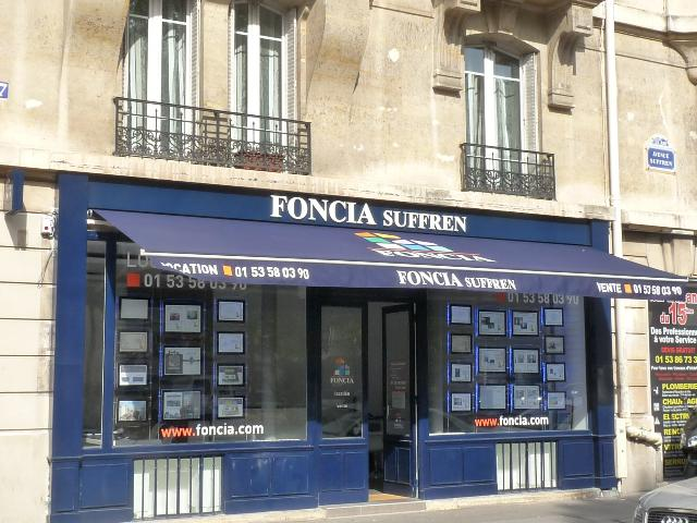 Agences immobili res paris 15 me arrondissement foncia for Garage suffren paris 15