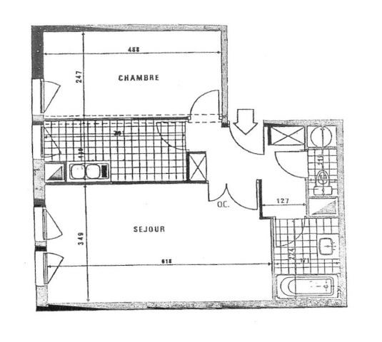 appartement à vendre sur paris 20
