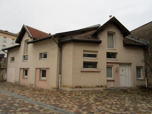 maison à vendre sur metz