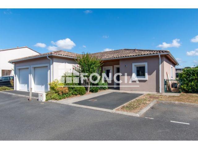Maison à vendre sur Vouneuil Sous Biard
