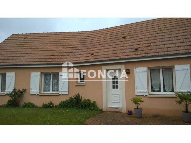 Maison à vendre sur Cerans Foulletourte