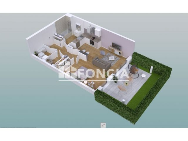 Appartement à vendre, Guichen (35580)