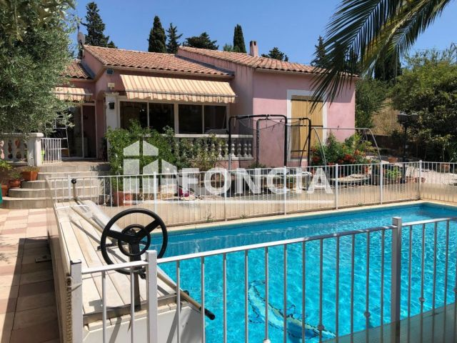 Maison à vendre sur Gignac La Nerthe