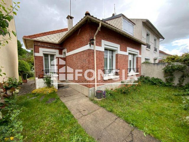 Maison à vendre sur Bonneuil Sur Marne