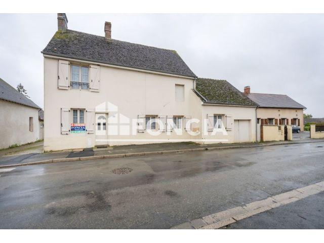 Maison à vendre sur Rouesse Fontaine