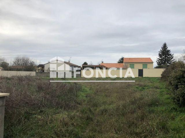 Terrain à vendre sur Niort