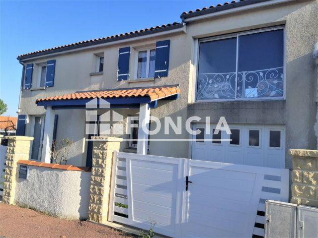 Maison à vendre sur Royan