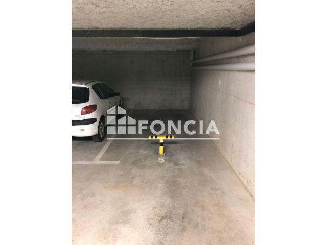 Parking à vendre sur Seynod