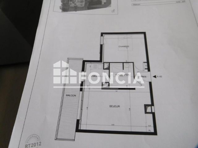 Appartement à vendre, Bordeaux (33000)