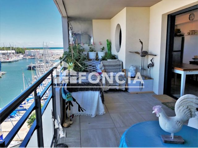 Appartement à vendre, Canet En Roussillon (66140)