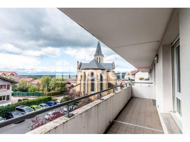 Appartement à vendre sur Bons En Chablais