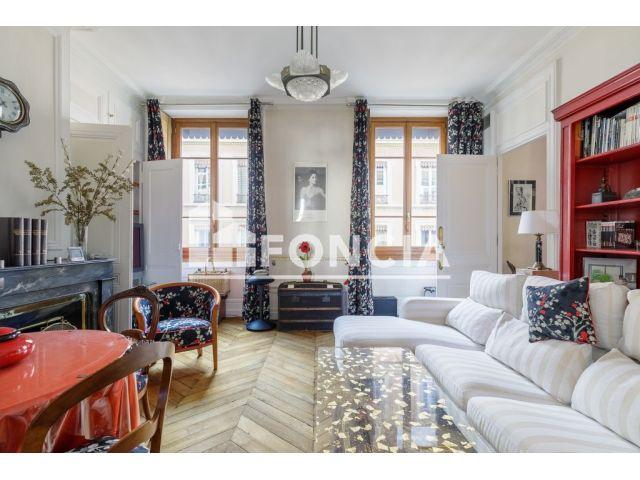 Appartement à vendre, Lyon (69002)