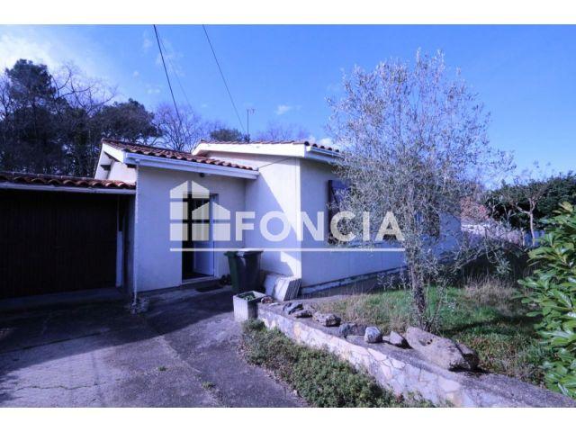 Maison à vendre sur Villenave D'ornon