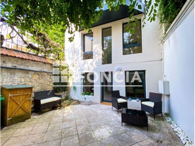 Maison à vendre sur Paris