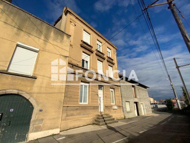 Immeuble à vendre sur Vernaison