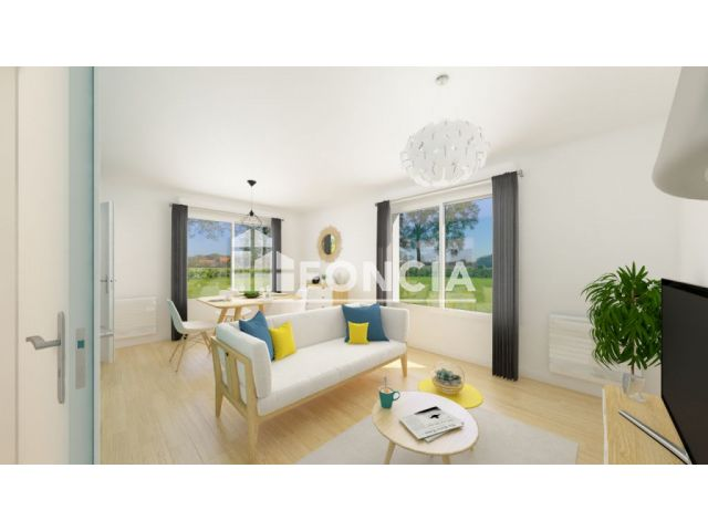 Appartement à vendre, Chanteloup Les Vignes (78570)