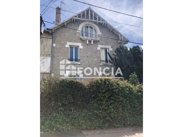 Maison à vendre sur Limoges