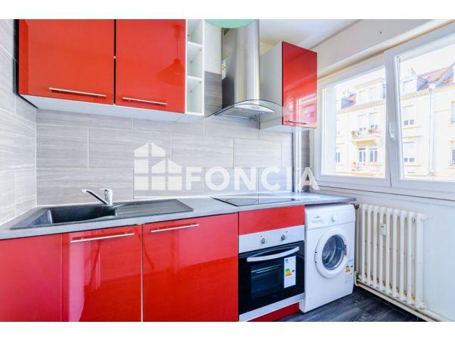 Appartement à vendre, Metz (57000)