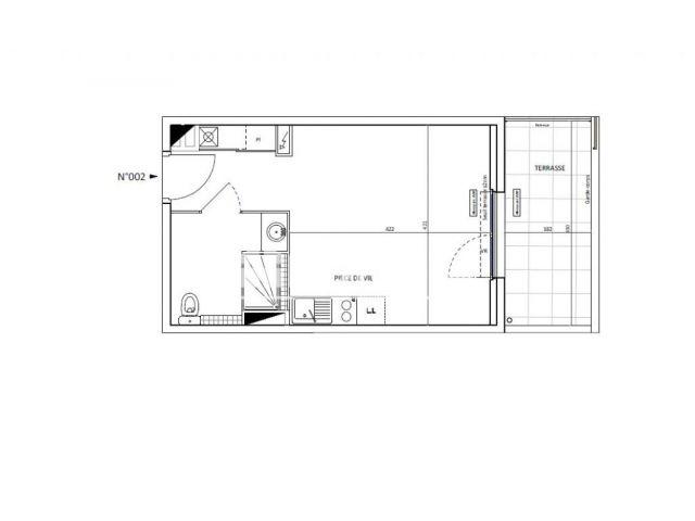 Appartement à vendre, Castelnau Le Lez (34170)
