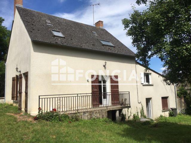 Maison à vendre sur Monthou Sur Bievre